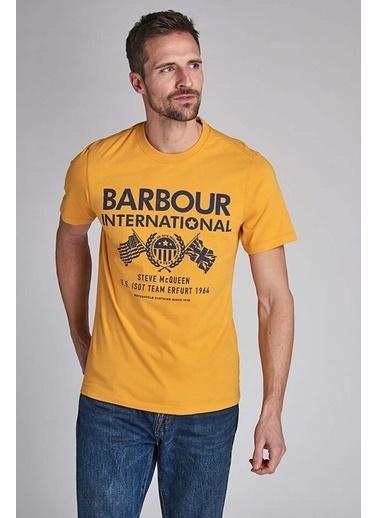 Barbour Tişört Oranj